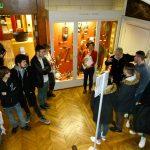 Ateliers expoétiques, rencontre au MAAP avec Nathalie Lichtenberg et Guy Lenoir - Ph. H. Brunaux