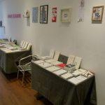 Dernier Télégramme, expo à la librairie Marbot 2 - Ph. H. Brunaux