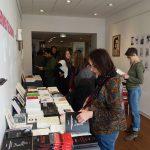 Dernier Télégramme, expo à la librairie Marbot 1 - Ph. K. Bénard