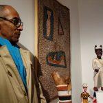 Expo Afrique au MAAP 8, William Adjété Wilson- Ph. K. Bénard