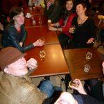 Expoésie, after au Café de la Place